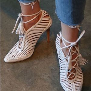 Ulla Johnson Strappy Heel Shoes